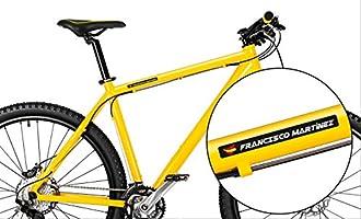 Pack de 10 Unidades de Adhesivo Para Bicicleta | Personalizado con ...