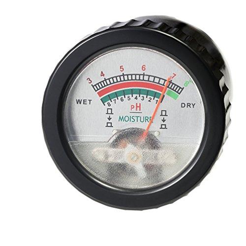 XLUX T15 Professional Soil pH Meter Tester Moisture Sensor