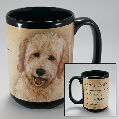 Breeds Goldendoodle Non Negotiable Imprints Plus product image