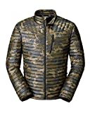 Eddie Bauer Men's MicroTherm StormDown Jacket, Dk Green Regular S