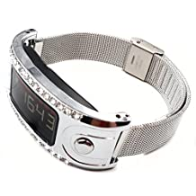 Metal Replacement Band for Garmin Vivofit and Garmin Vivofit 2 ,NOT for Garmin Vivofit 3/JR/HR (No Tracker)