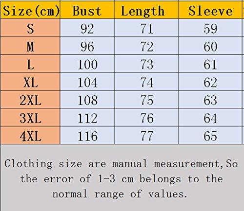 Tunica Corta Rotondo Bluse Casual Floreali T Donne e OUFour Blu Maglietta Tumblr Shirt Tops Collo Camicie Irregolare Lungo Estivo Manica xXp8wSqv