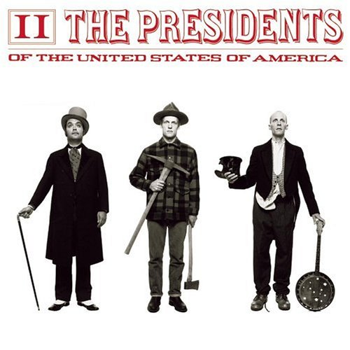 The Presidents of the United States of America - Las Americas Outlet Columbia