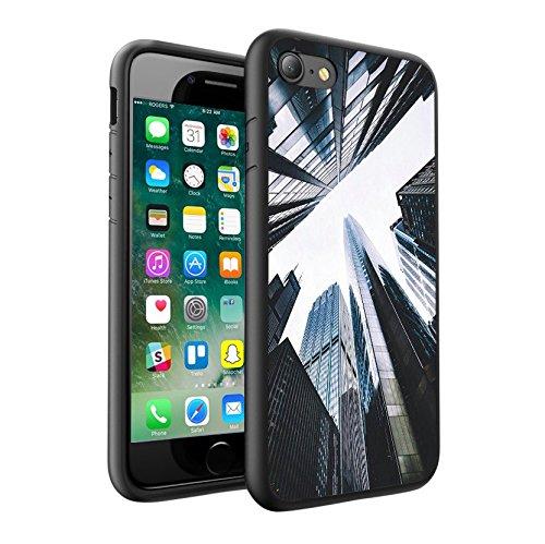 iPhone X Hülle, einzigartige Custom Design Prodective harte zurück dünner dünner Fit PC Bumper Case Kratzfeste Abdeckung für iPhone X - NEW YORK 0014