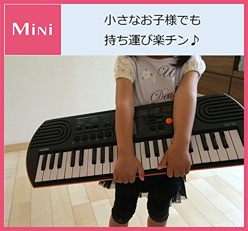 Casio SA76 44 mini Sized Keys 100 Tones - Image 3