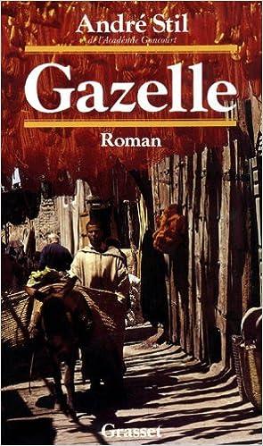 Lire Gazelle pdf, epub