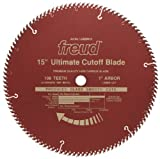 Freud 15' x 108T Ultimate Cut-Off Blade (LU85R015)