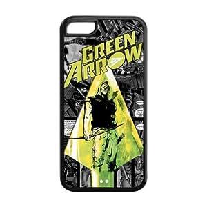 MMZ DIY PHONE CASEGreen Arrow iphone 6 plus 5.5 inch Case, Dc Comics iphone 6 plus 5.5 inch Cover