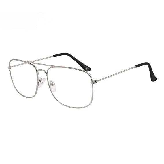3892049a27 Royal Son Retro Square Spectacle Frame For Men And Women (RS0024SF ...