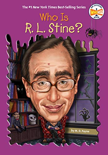 Who Is R. L. Stine? (Who Was?) (English Edition)