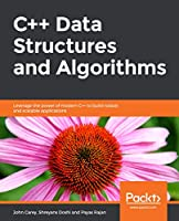 C++ Data Structures and Algorithm Design Principles Front Cover