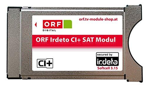 ORF Irdeto CI+ Modul für die ORF ICE Karte für den Empfang von ORF, ATV und HD Austria