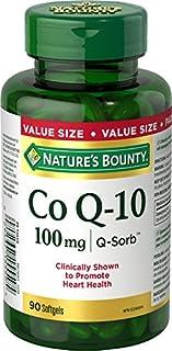 Nature's Bounty Co Q10 Pills, Promotes Heart Health, 100mg, 90 Softgels (B00BMEHKJ2)   Amazon price tracker / tracking, Amazon price history charts, Amazon price watches, Amazon price drop alerts