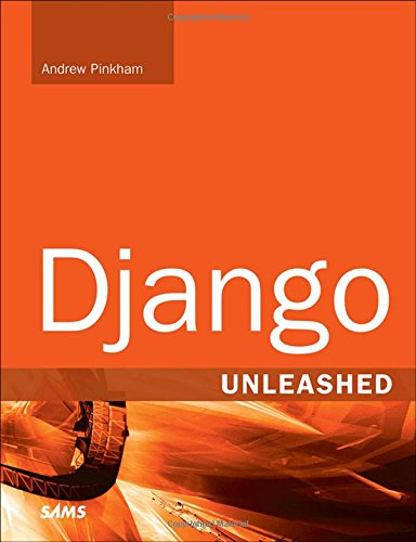Django Unleashed Front Cover