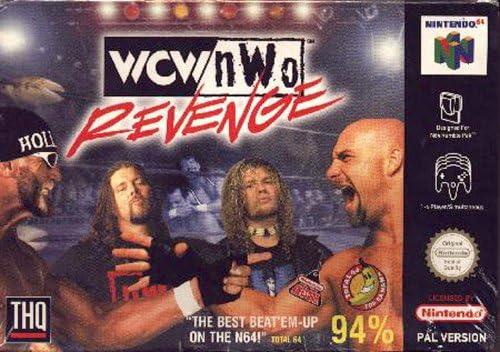 Wcw Nwo Revenge Amazon Co Uk Pc Video Games