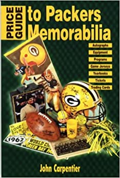 Book Price Guide to Packers Memorabilia