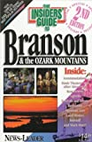 The Insiders' Guide to Branson and the Ozark Mountains, Kate Klise and Crystal Payton, 1573800066