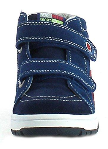 Bleu bleu Naturino Bleu fille Baskets pour 6pvnC4