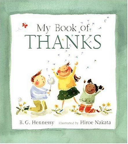 Download My Book of Thanks PDF