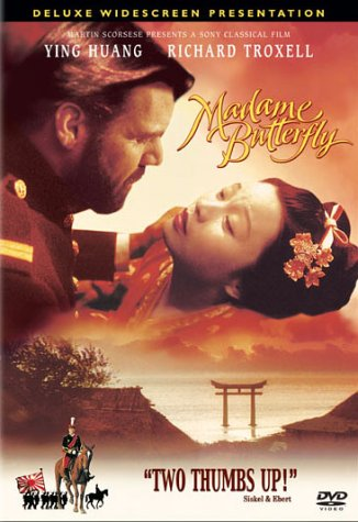 Madame Butterfly by Sony Pictures Home Entertainment