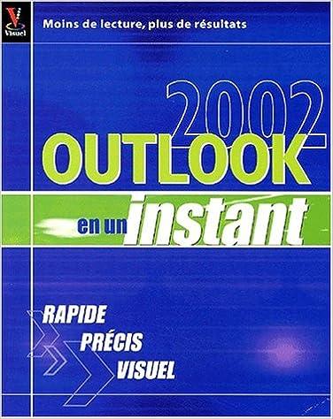 Livre gratuits Outlook 2002 pdf