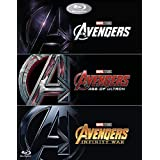 Avengers 1-2-3 Trilogy Box Set [Blu-ray]