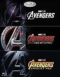 Avengers 1-2-3 Trilogy Box Set [Blu-ray] at Amazon
