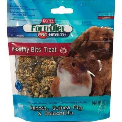 - Kaytee Forti-Diet Pro Health Healthy Bit Rabbit/Guinea Pig 4.5oz