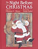 The Night Before Christmas, Clement C. Moore, 0375924140