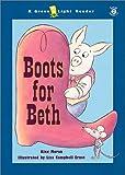 Boots for Beth, Alex Moran, 0152165584