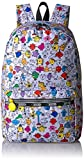 LeSportsac Women's X Mr. Men Little Miss Essential Backpack, Mrn Melon/Little Miss
