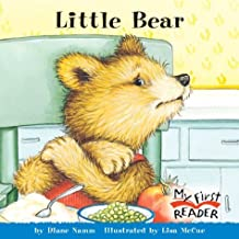 My First Reader: Little Bear
