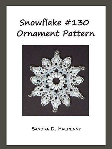 - Snowflake #130 Ornament Pattern