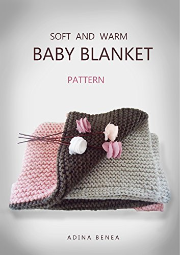 Soft and Warm Baby Blanket (Girl With Yarn Book 4)