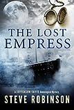 The Lost Empress, Steve Robinson, 1477825835