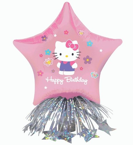 Anagram International Hello Kitty B'day Centerpiece, 14