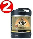 2 x Leffe blonde aus Belgien Perfect Draft 6 Liter Fass 6,6 % vol. thumbnail