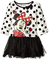 Disney Girls' Minnie Cascade Dress