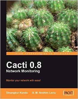 Cacti 0.8 Network Monitoring Ebook