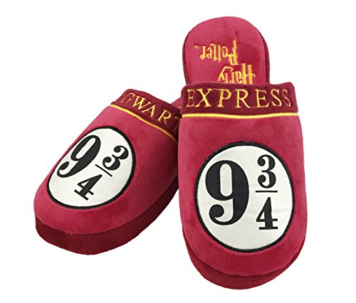 Groovy Uk Harry Potter 9 and 3 4 Hogwarts Express Slippers