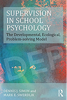 Amazon professional development and supervision of school supervision in school psychology the developmental ecological problem solving model consultation fandeluxe Choice Image