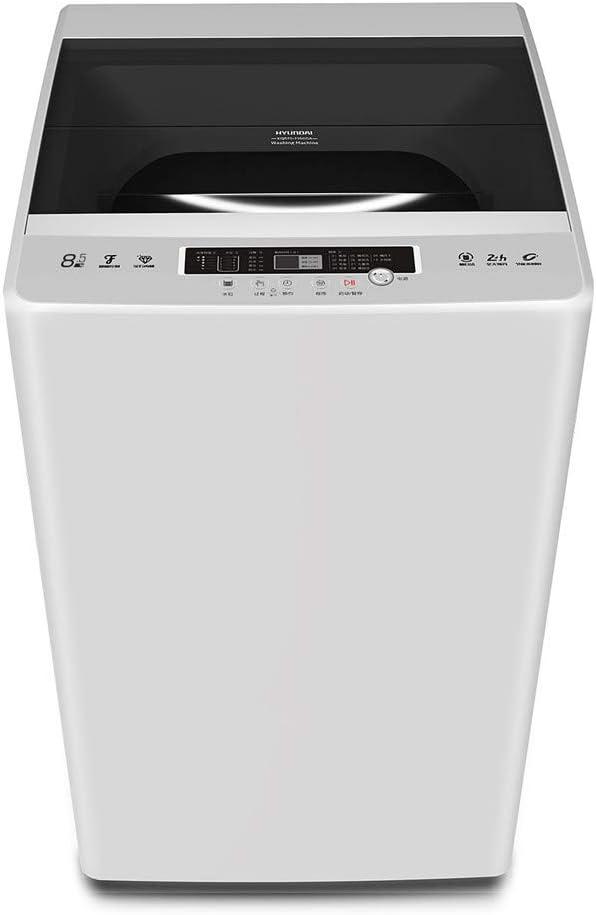 Lavadora compacta, automática, para el baño, artesanía, 8,5 kg, gran capacidad, bajo consumo de energía, para secado en caliente, esterilización UV