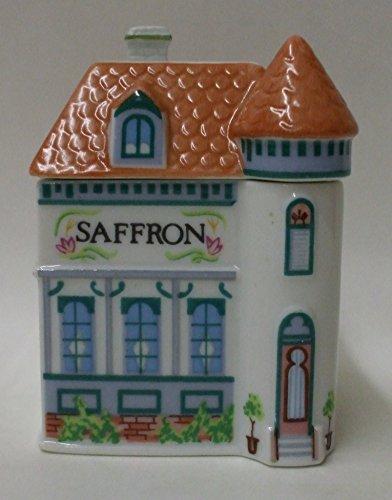 New Saffron Spice Jar -