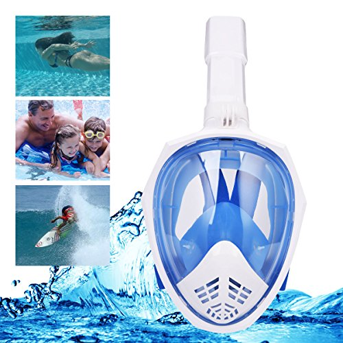 CkeyiN Snorkeling Mask, 180