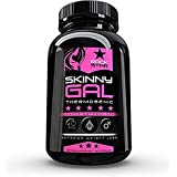 Skinny Galfor Women, Diet Pills by Rockstar, the #1 Thermogenic Diet Pill and Fast, Carb Block &,Pills, 60 Veggie Cap