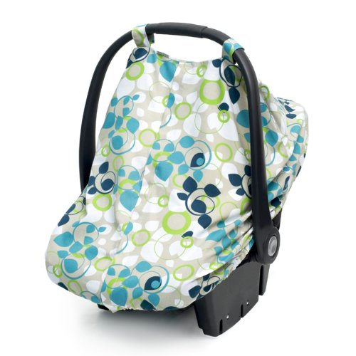 Amazon JJ Cole Car Seat Canopy Blue Vine Discontinued By Manufacturer Baby