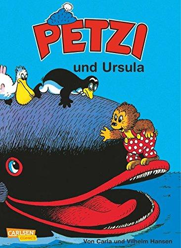 Petzi, Bd.2, Petzi und Ursula