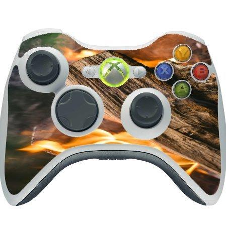 Sticker Decal for Xbox 360 Console Controller Multicolor - 8
