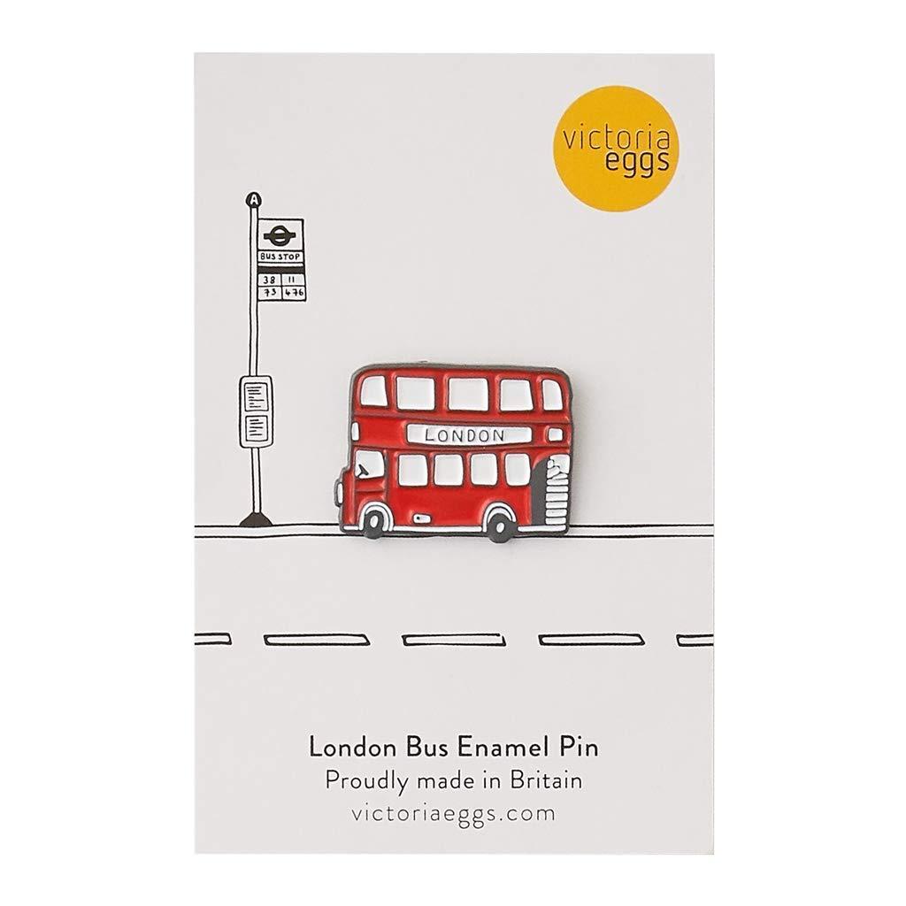 Bus Series Enamel Pin