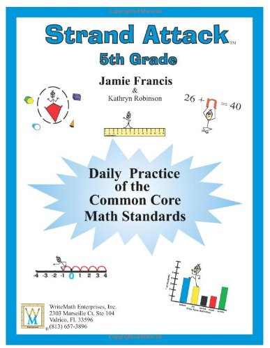 5th Grade Common Core Math - Daily Math Practice Worksheets ...